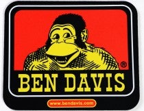 Image of Ben Davis Mouse Pad