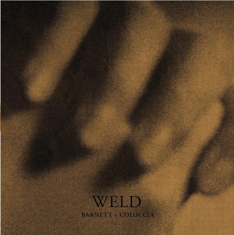 """Image of Barnett + Coloccia """"WELD"""" CS"""