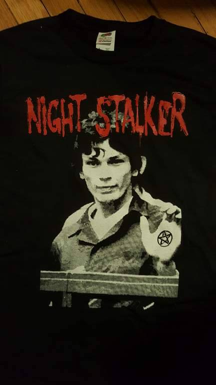 Image of CULT LEADER NIGHTSTALKER T SHIRT