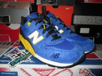 """New Balance 580 Elite Edition """"Blue/Yellow"""" - FAMPRICE.COM by 23PENNY"""