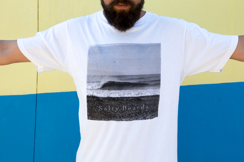 Image of *Limited Edition* Salty Photo Tee
