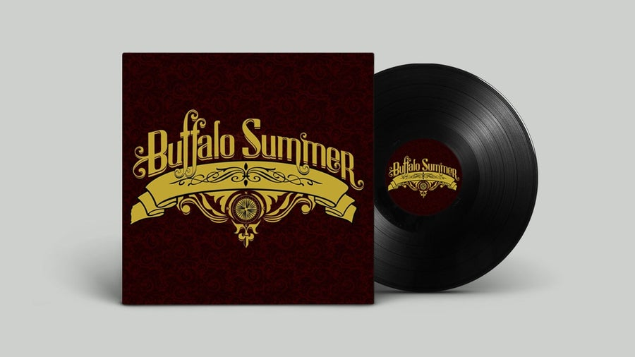 Image of Signed Debut Album Vinyl