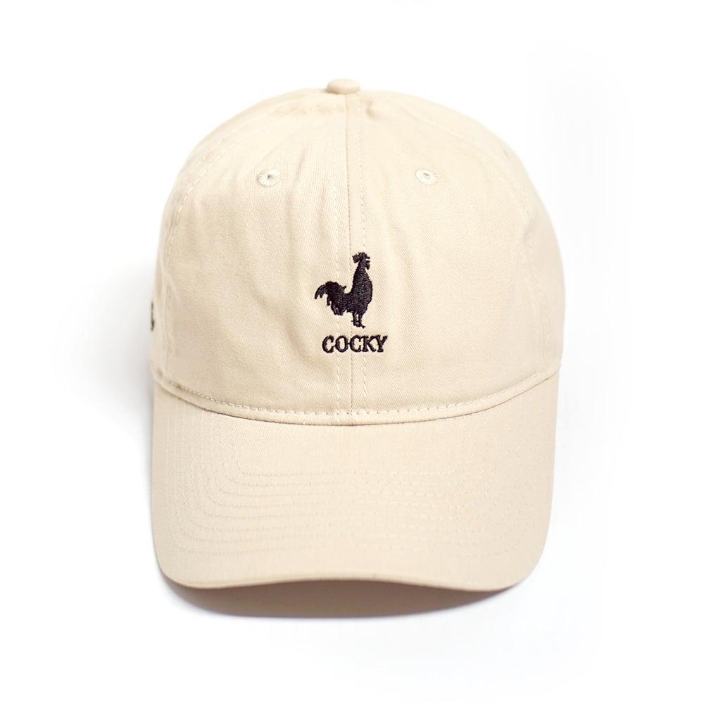 """Image of LANSI """"Cocky"""" Baseball Cap"""