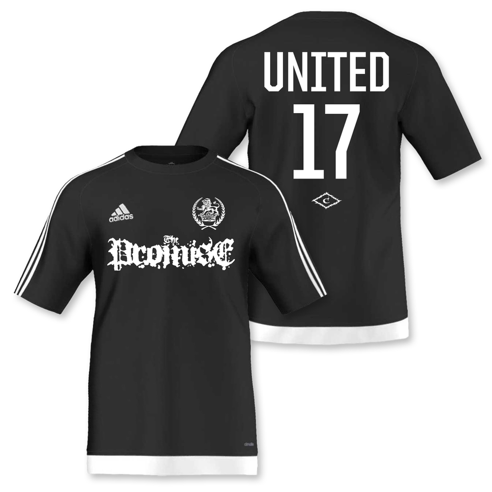 Image of The Promise - United Blood Soccer Jersey