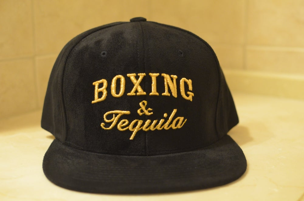 Image of Black Boxing and Tequila SnapBacks