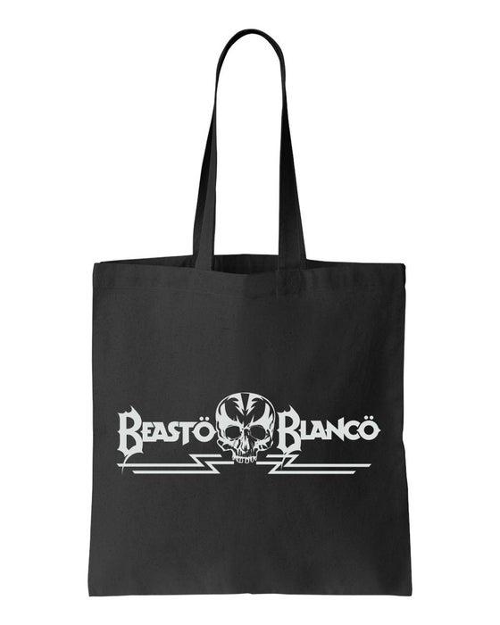 """Image of OFFICIAL - BEASTO BLANCO - """"BB SKULL"""" LOGO BLACK BAG"""