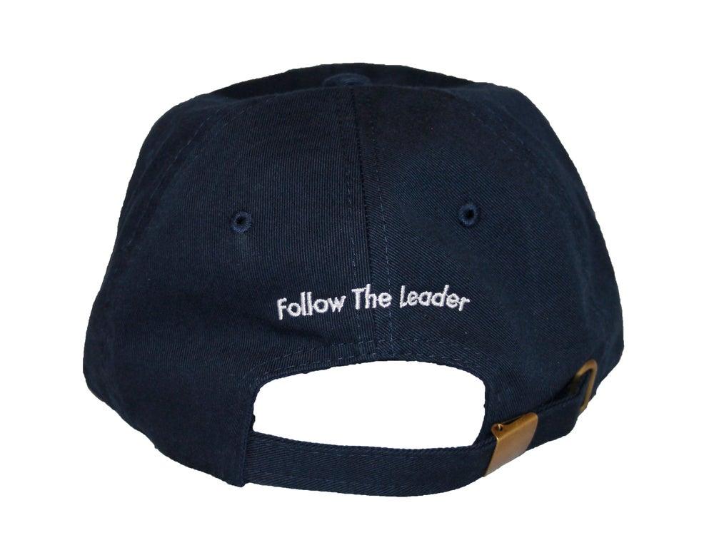 Image of Elephant Polo Hat (Navy)