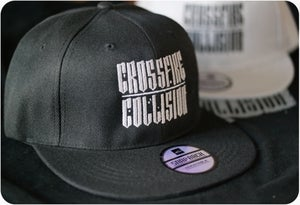 Image of Crossfire Collision Snapback Cap
