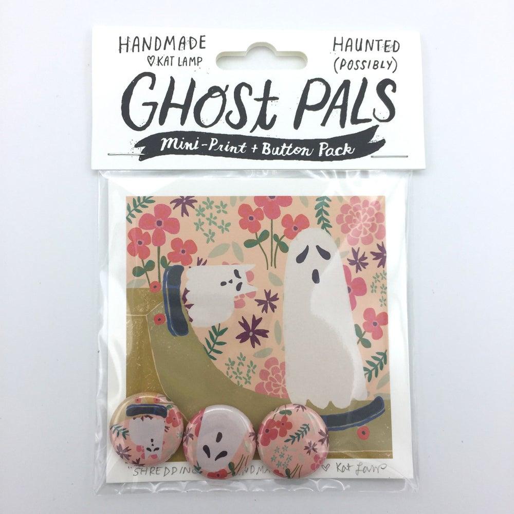 Image of Ghost Pals- Shredding at Grandma's