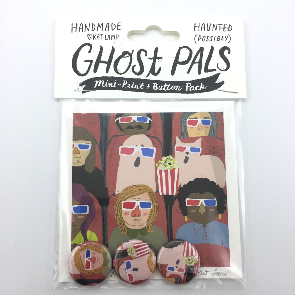 Image of Ghost Pals- At the Movies