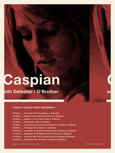 Image of Caspian Tour 2016