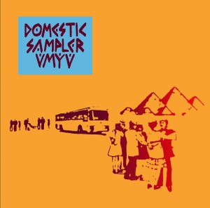 Image of VARIOUS ARTISTS Domestic Sampler UMYU LP