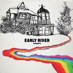 Image of PRE SALE! ALR:032 Early Riser - Currents - LP EXCLUSIVE COLOR VINYL