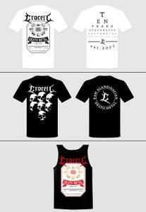 Image of T-shirts / tanktops