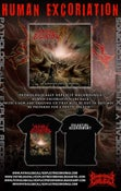 Image of HUMAN EXCORIATION -CELESTIAL DEVOURMENT COMBOPACK PREORDER