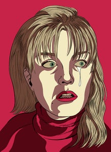 Image of Laura Palmer VS BOB