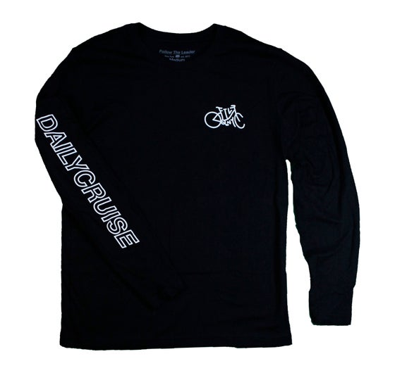 Image of DailyCruiser Long Sleeve (Black)
