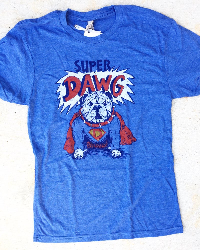 Image of Adult Super Dawg Short Sleeve Tee