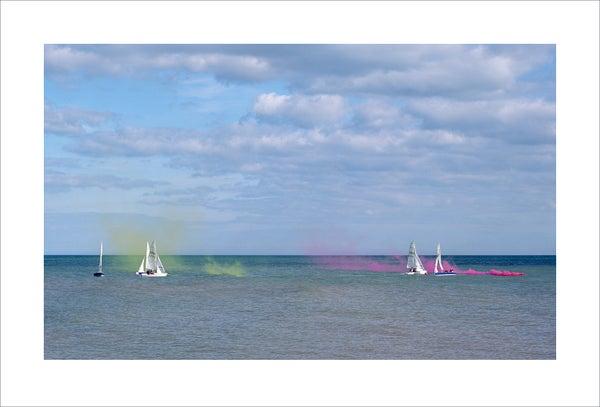 Image of Simon Patterson: Seascape (2017)