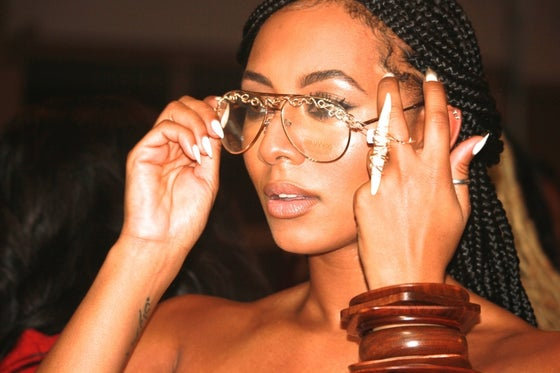 Image of The Midas Touch Clear Frames