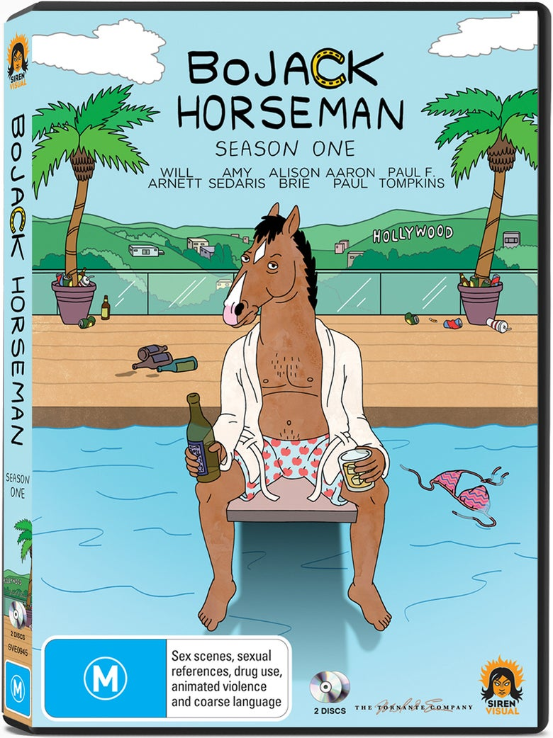 Image of Bojack Horseman Season One