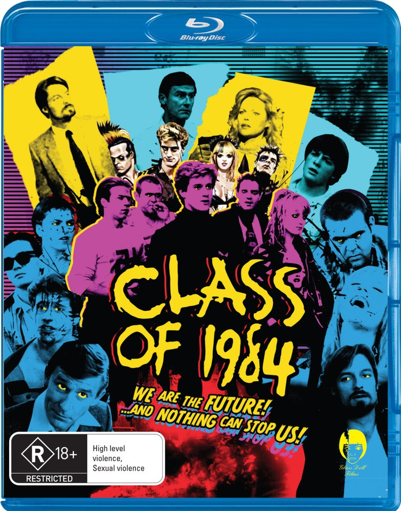 Image of Class Of 1984 (Bluray)