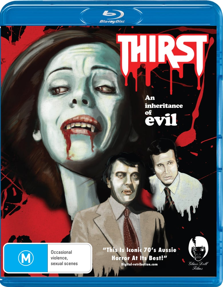Image of Thirst (Bluray)