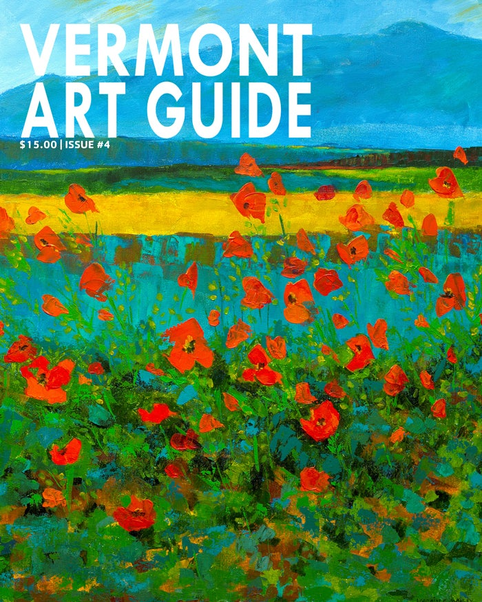 Image of CURRENT ISSUE: Vermont Art Guide #4
