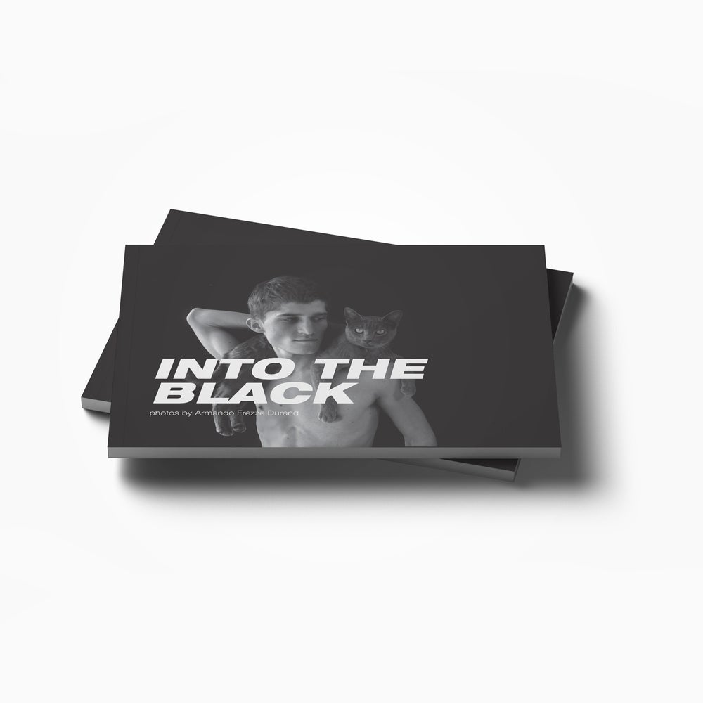 Image of Into The Black Book