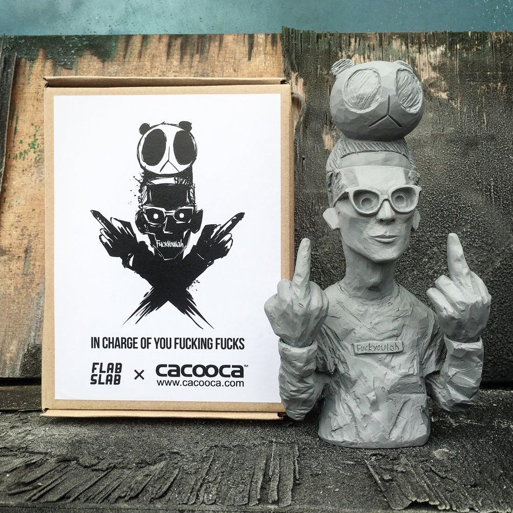 Image of FUCKYOULAH x Cacooca