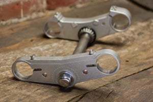 Image of CM Aluminum Upper Triple Clamp