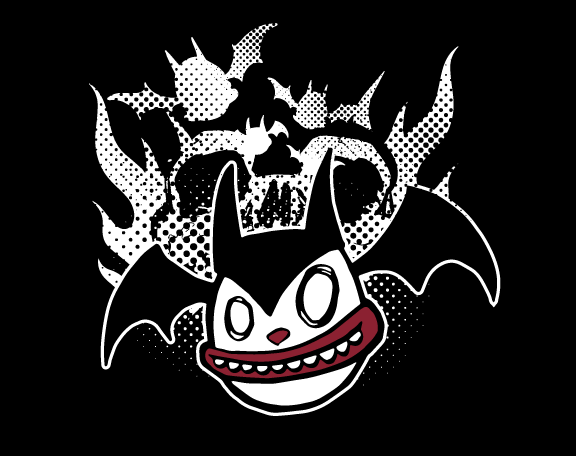 Image of Meep Shirt (An Ugly Apparel + Brimm Collab)