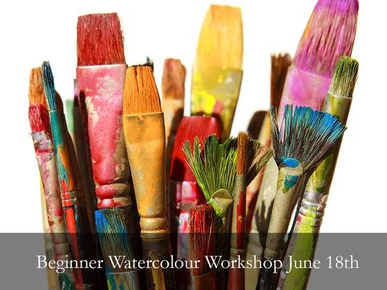 Image of Workshop -June 18th, 2017 Sun (2:00 - 5:00pm)