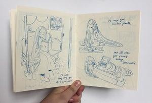 Image of Haunted Comic
