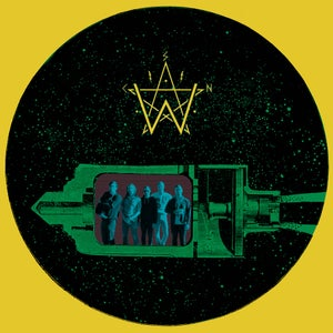 "Image of Wiccans ""Sailing a Crazy Ship"" LP Pre-Order"