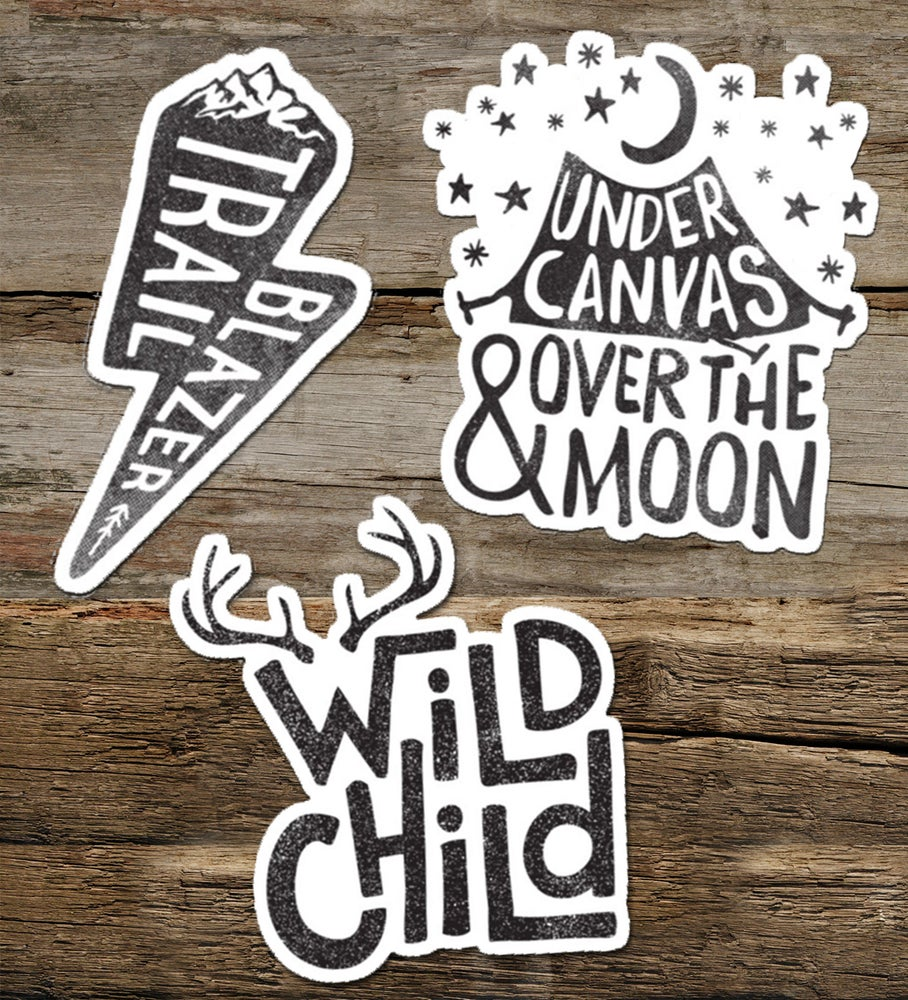 Image of Adventure Inspired Sticker