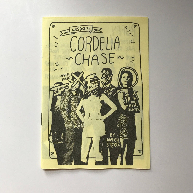 Image of The Wisdom of Cordelia Chase