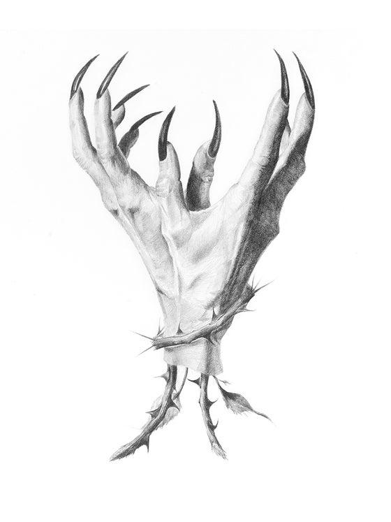 Image of Severed Hands
