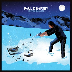 Image of Paul Dempsey - 'Shotgun Karaoke' CD