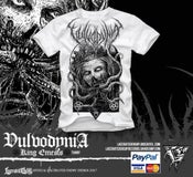 Image of VULVODYNIA - King Emesis - Dark Grey logo