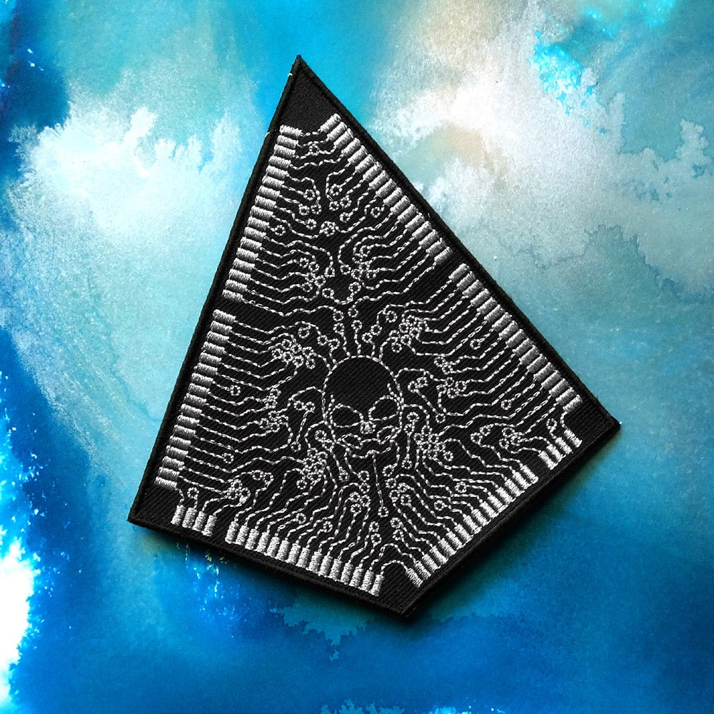 Image of Alien Pyramid Tech Patch