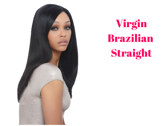 Image of Virgin Brazilian Straight