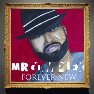 """Image of MR. COMPLEX """"Forever New"""" CD"""