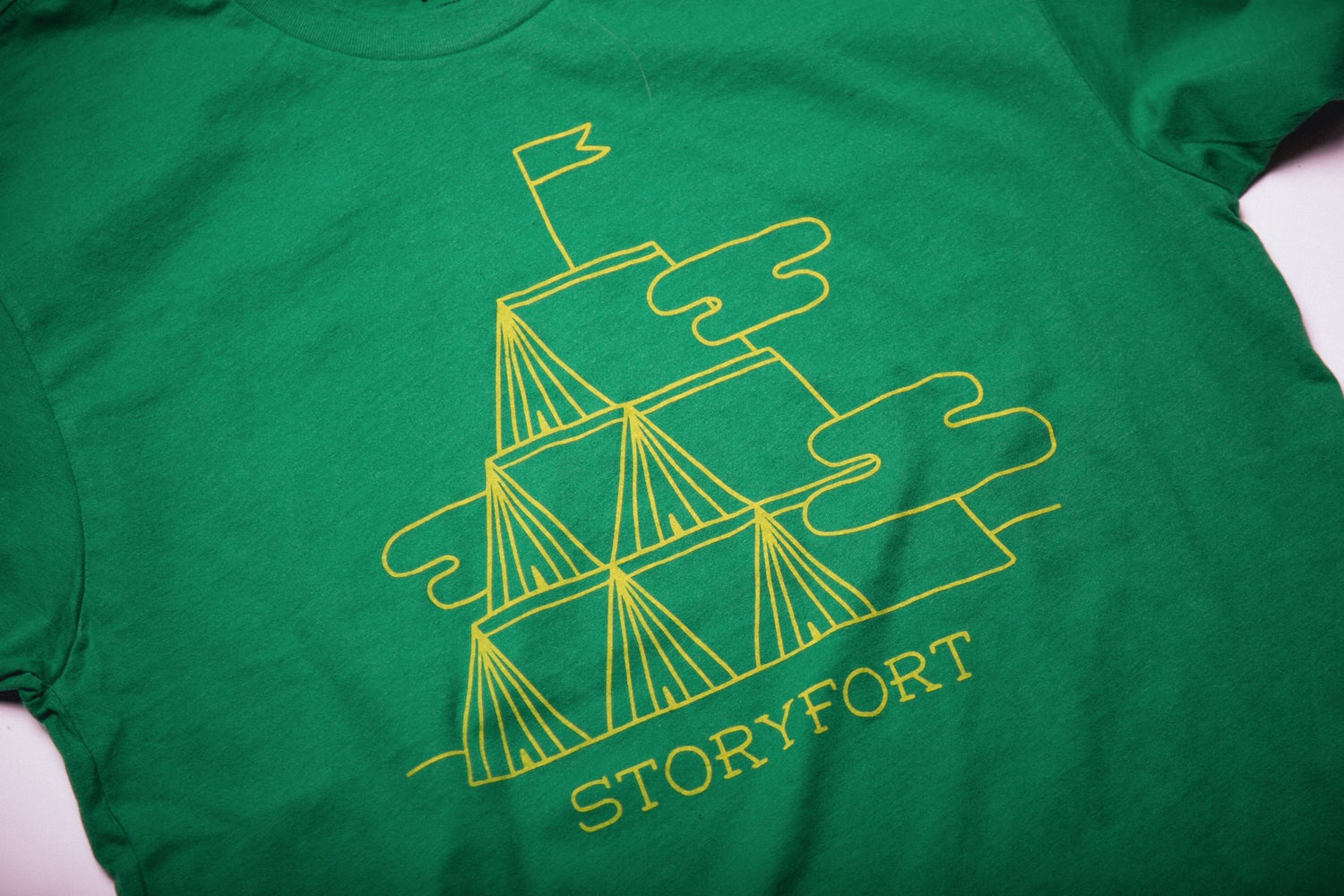 Image of Storyfort Tee (2017)