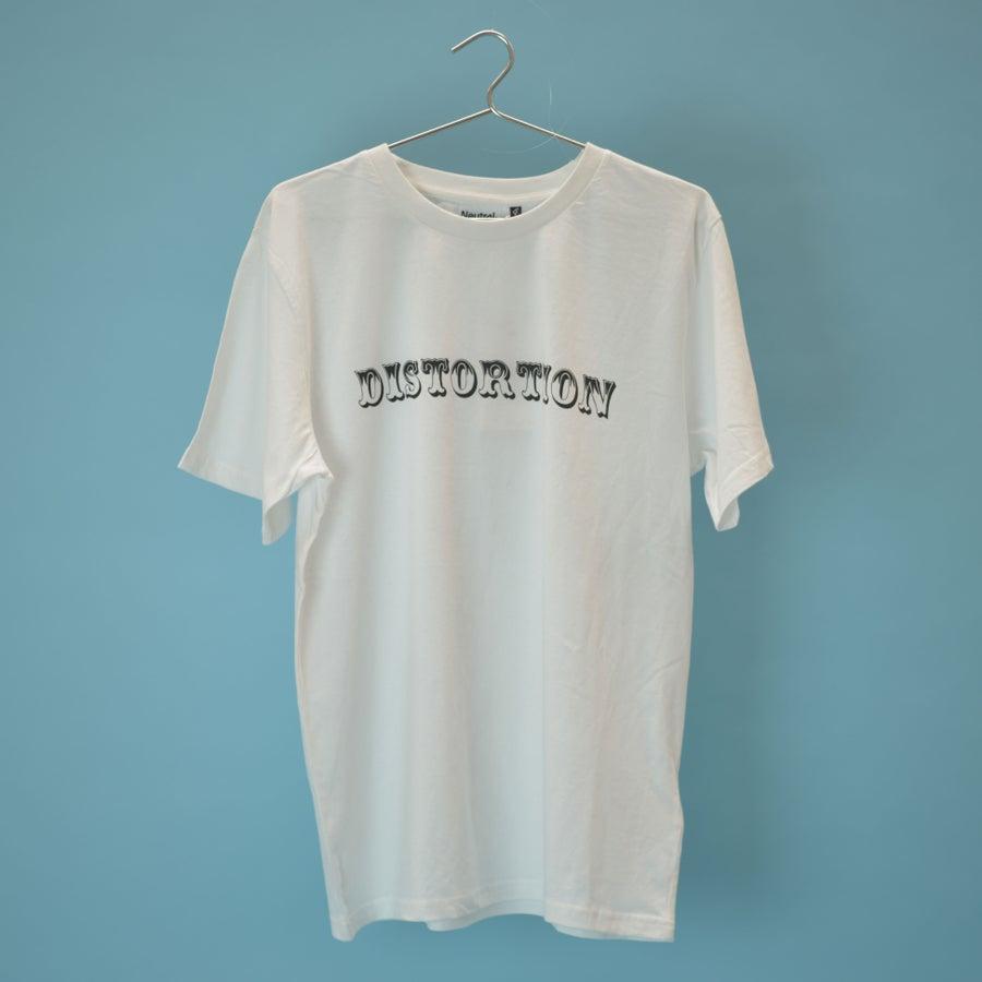 Image of White Letterhead T-shirt