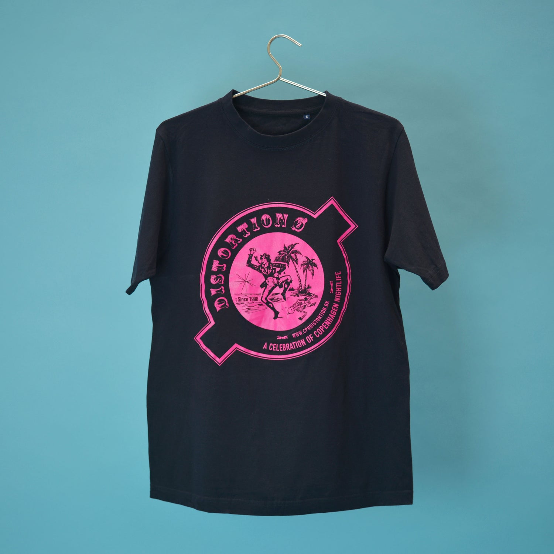 Image of Dark Blue Ø T-Shirt