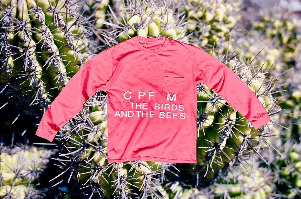 "Image of C    . P .  F     . M     .    "" THE BIRDS AND THE BEES  ""  POCKET   L/S"