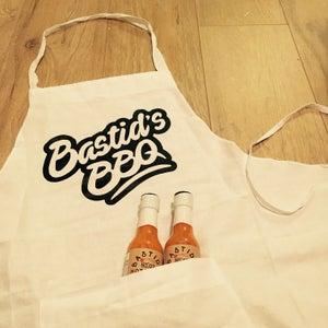 Image of Bastid's BBQ Apron
