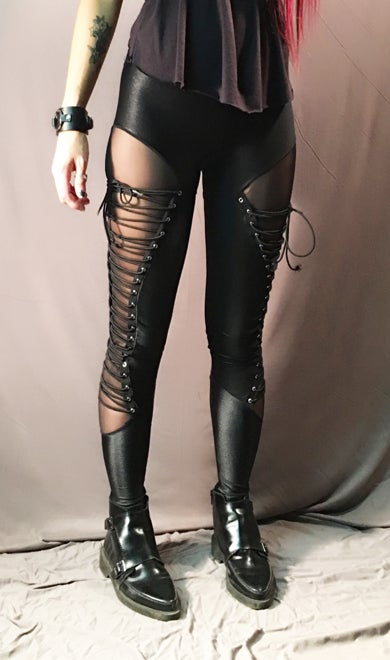 Image of Corset leggings