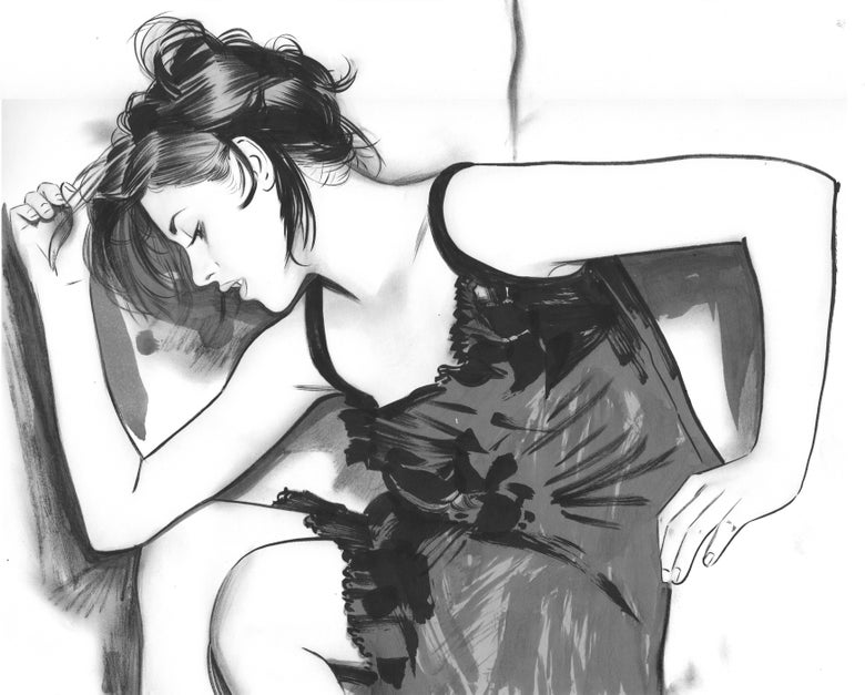 Image of Personal Shopper Mondo Print - Original Prelim 3